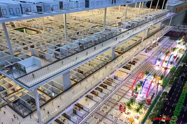从鸡毛换糖到全球电商——义乌40年创新发展动力无限