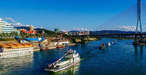 """澜沧江-湄公河:""""黄金水道""""再繁荣"""
