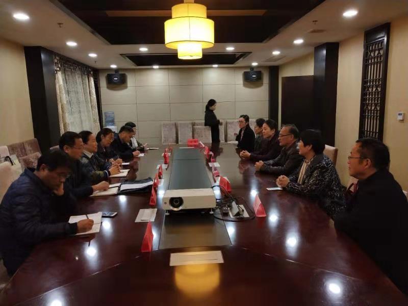 九三学社商丘市委赴徐州 开展学习交流活动