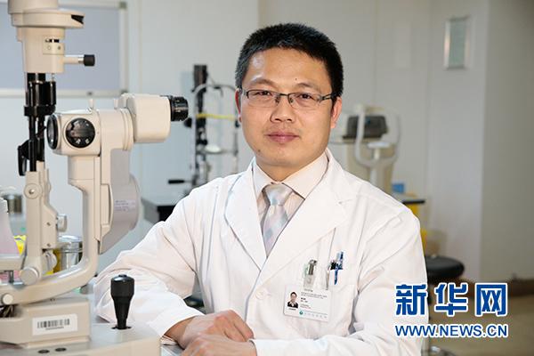 """李仕明博士:过早消耗""""远视储备"""" 导致孩子近视高发"""