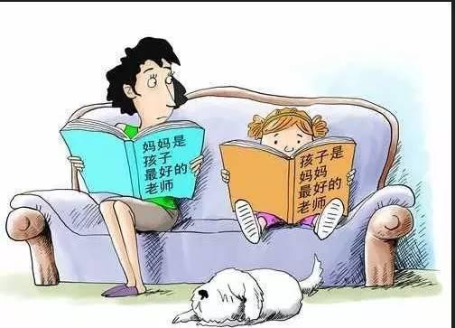 孩子的优秀,浸透着父母的汗水