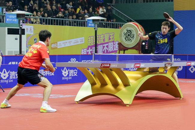 """""""激情乒超 再创荣耀""""2018—2019中国乒乓球俱乐部超级联赛开赛"""