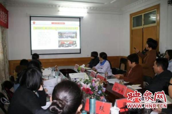 """河南省级专家组为邓州市免费""""两癌""""筛查工作把脉"""