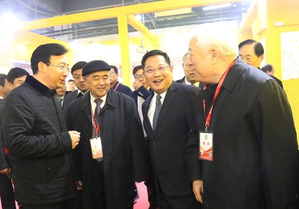 第九届中国·永城面粉食品博览会举行启动仪式