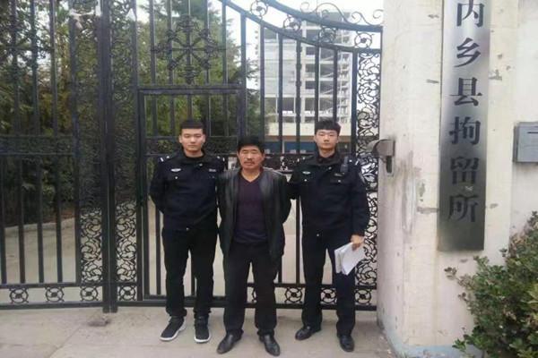 """内乡:违背承诺拒执行  法院拘留治""""老赖"""""""