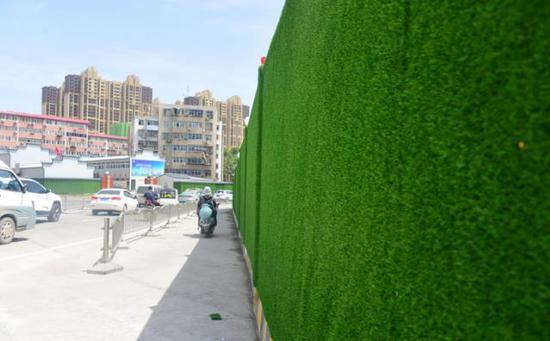 郑州首批10家绿牌工地公布 管控期间可继续施工