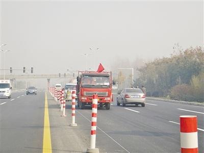 新乡:107国道大修迫在眉睫 花费将近1.5亿