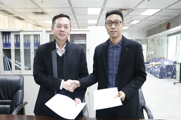 中华网河南频道与商都网签署战略合作协议 强强联手实现网媒新发展