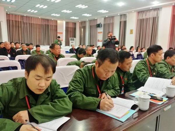 郏县白庙乡:接地气的党校培训班