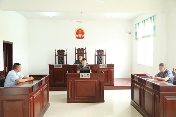 邓州法院九龙法庭:司法关注民生 审判贴近百姓