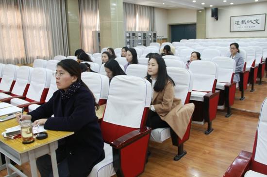 教研出真知:郑州市中原区闫垌小学举行语文阅读教学主题教研活动