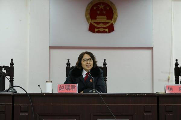 """西峡法院组织开展""""12·4国家宪法日""""活动"""