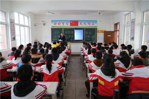 """邓州市法院开展""""12.4""""国家宪法日宣传系列活动"""