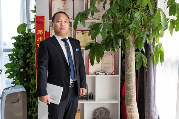 【豫新愈出彩 最大郑能量】王明伟:百联公益实践新发展