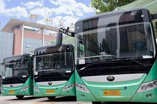 为方便市民出行 郑州公交部分线路8日起优化调整