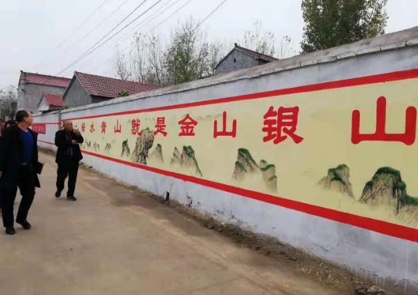 太康县逊母口镇全力推动农村人居环境整治工作