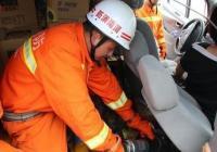 周口:危险来临 22岁消防员把生还的希望留给别人