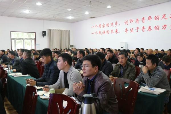 河南省团校为新型职业农民开展知识技能培训