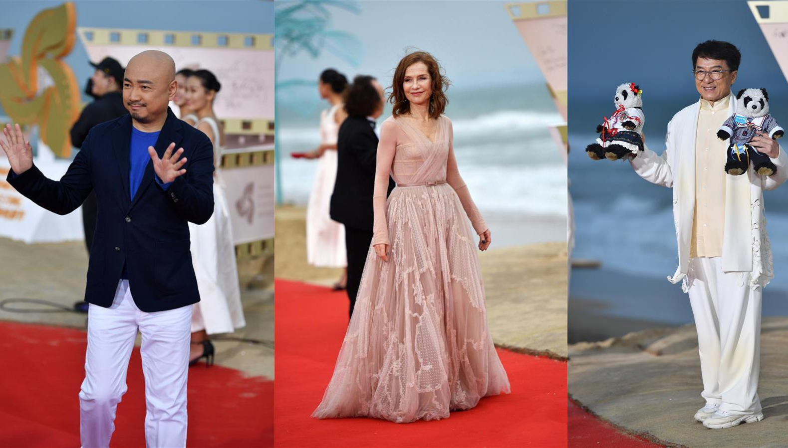 首届海南岛国际电影节在三亚闭幕