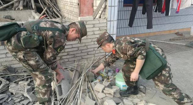 四川兴文发生5.7级地震 应急管理部派工作组赴震区
