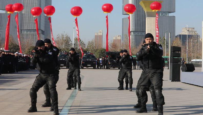 河南通报十起违反《反恐怖主义法》案例