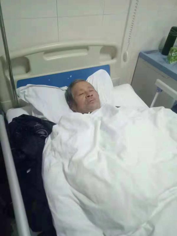 河南新密七旬老人到私立医院保养做高压氧 突发脑出血死亡