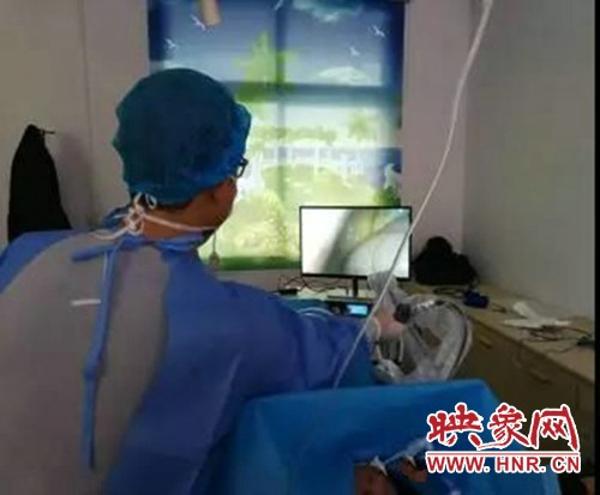 邓州市高集镇卫生院成功实施首例腹腔镜手术
