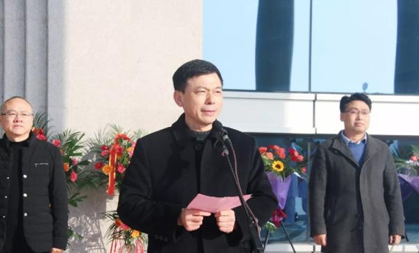 新面貌 新气象—淅川县人民医院搬迁启动仪式隆重召开