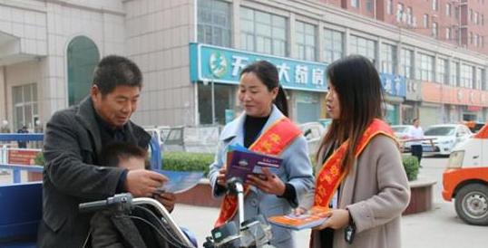 虞城不动产登记中心:合法登记 保障权益 依法依规 便民服务