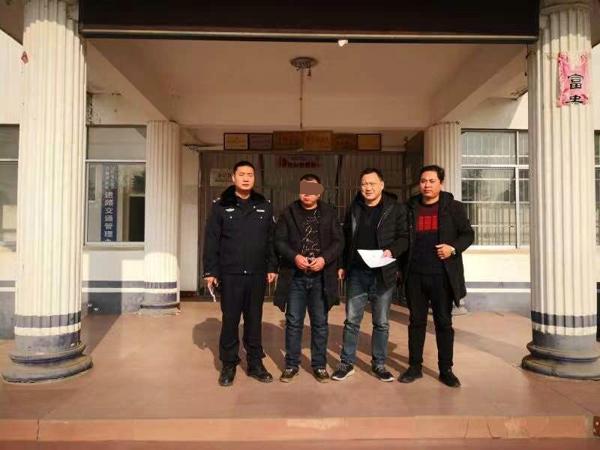 【平安守护】新野县公安局沙堰派出所一天抓获两名逃犯