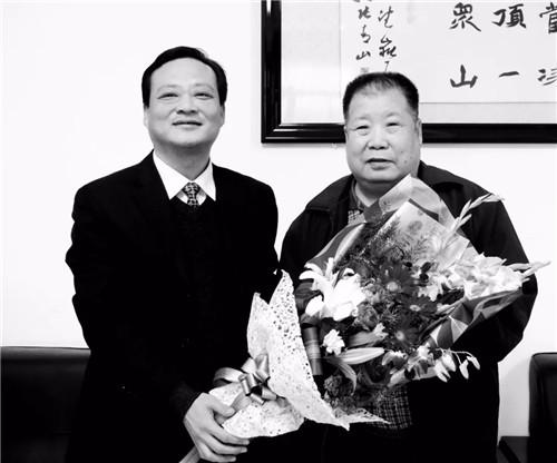 内乡县衙与二月河老师