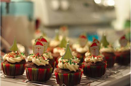甜蜜圣诞 浓情时光——国旅安阳城圣诞甜品冷餐&饼干DIY嗨起来
