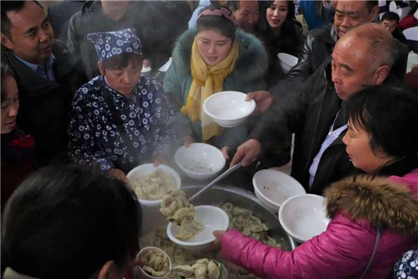 裴春亮:只为让裴寨新村人民生活的更幸福