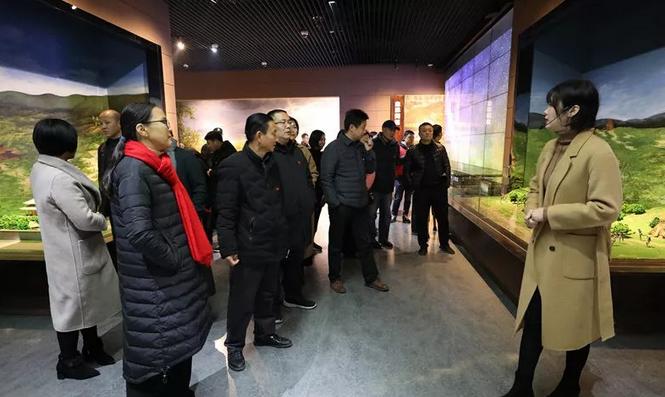 """商丘市司法局开展""""庆祝改革开放40周年""""主题党日活动"""