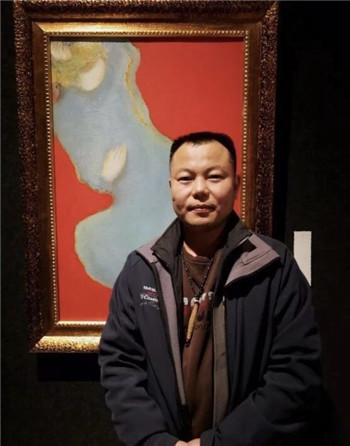 展讯:岩曲醉吟——宋野岩中国画作品展即将在济南开幕