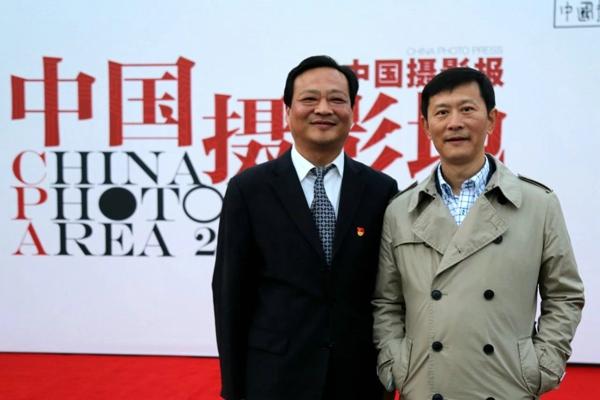 """内乡县衙被中国摄影报命名为""""中国摄影地"""""""