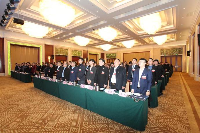 河南省青年企业家协会第十次会员大会在郑召开 徐胜杰当选会长