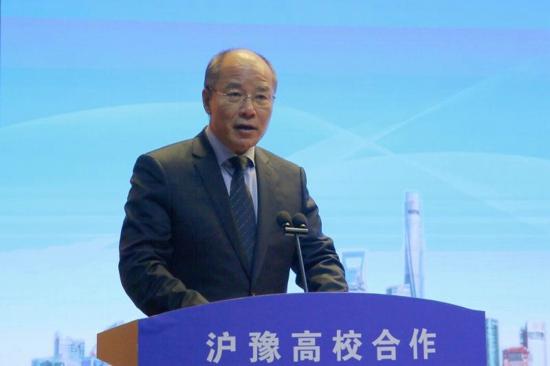 郑州航空工业管理学院与上海理工大学签署战略合作框架协议