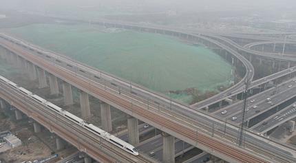 方便出行!元旦假期中铁郑州局增开高铁临客10.5对