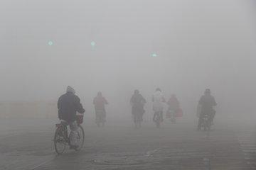 元旦假期河南大部分地区气温持续偏低 有中度至重度霾