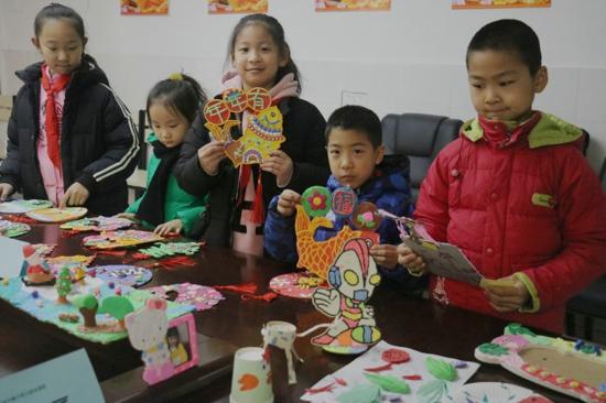 郑州市伏牛路小学开展多彩课程 点亮童年展演活动