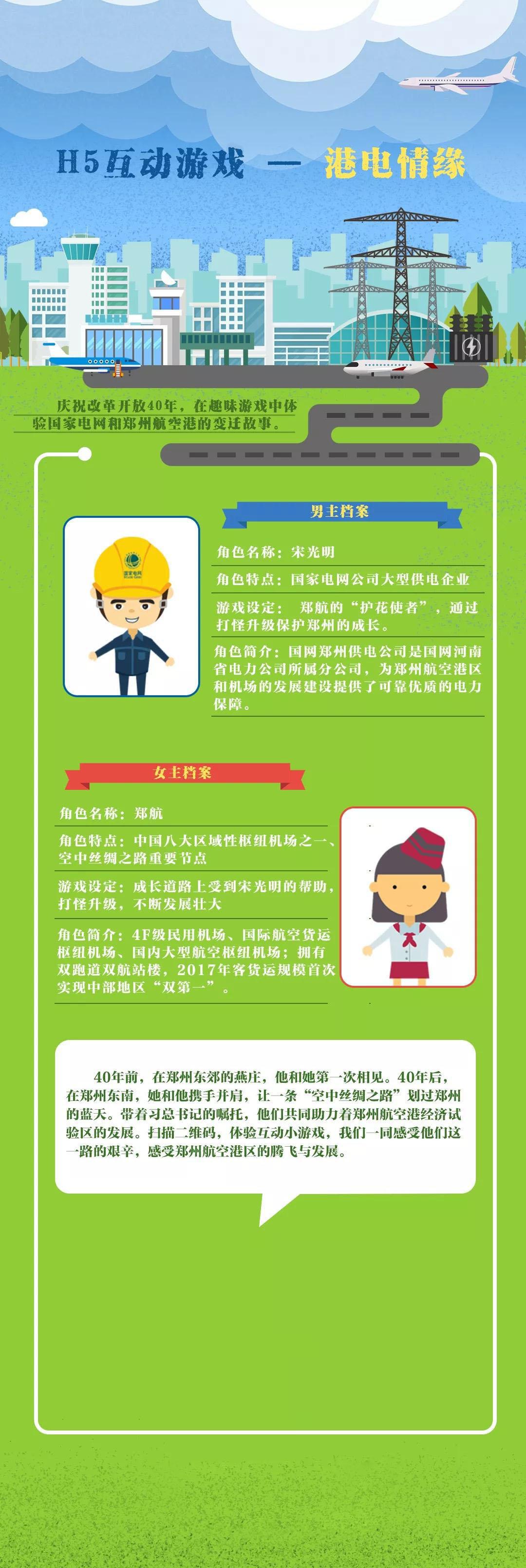 港电情缘小游戏:感受郑州航空港区的腾飞与发展