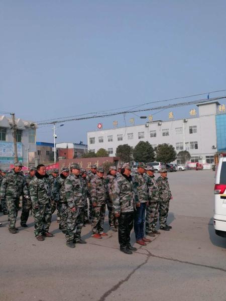 邓州孟楼派出所开展社会全面巡逻提高群众安全感
