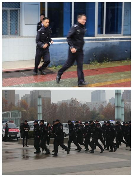 【平安守护】社旗县公安局局长致广大民警、辅警家属的一封信
