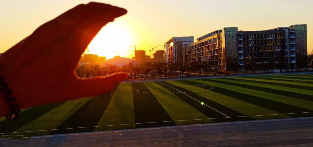 快来看,兴华新校区有多美!