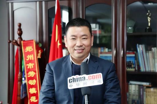 【郑领袖·第15期】刘延坤:奋进新时代 做一个有情怀、有担当的追梦人