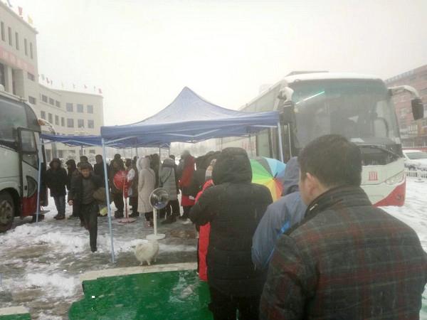 新野县公民无偿献血新年新跨越