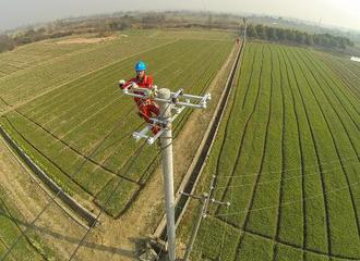 河南定2019小目标 将改造升级3000个行政村电网