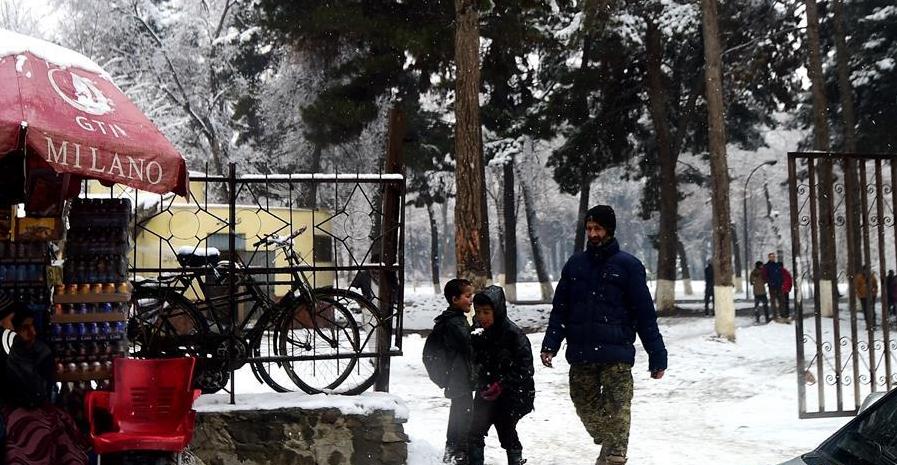阿富汗流离失所者 入冬后急需援助