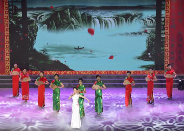 CCTV《美丽中国乡村行》走进郏县 红红火火过大年